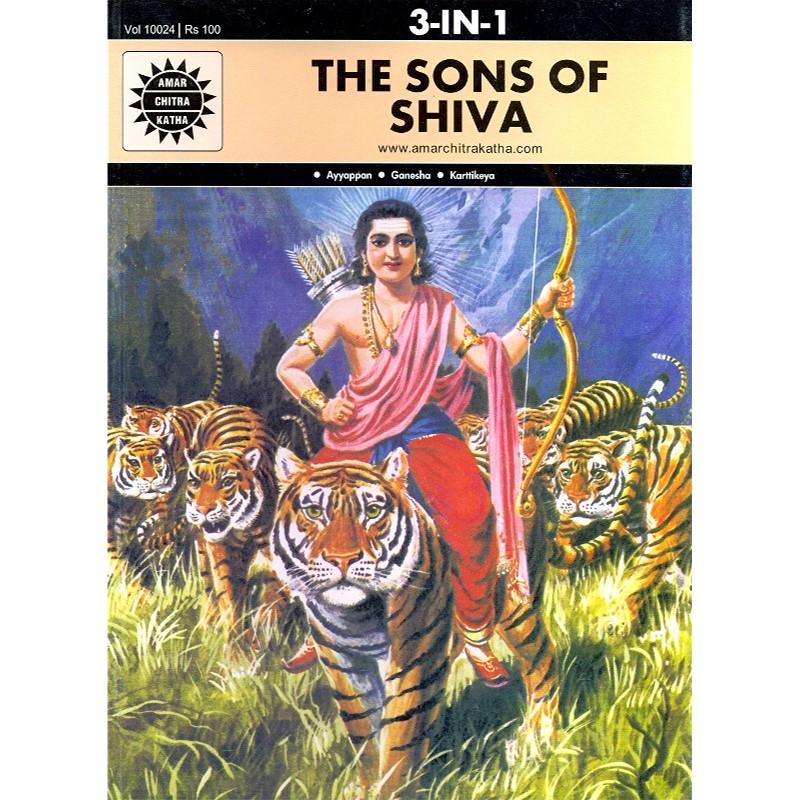 sons of shiva
