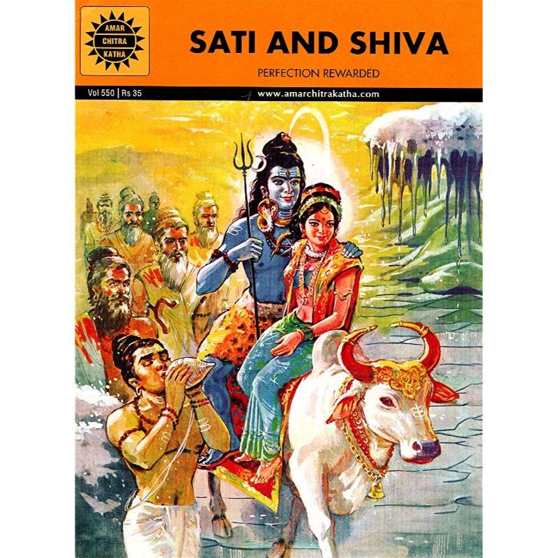 Sati and Shiva