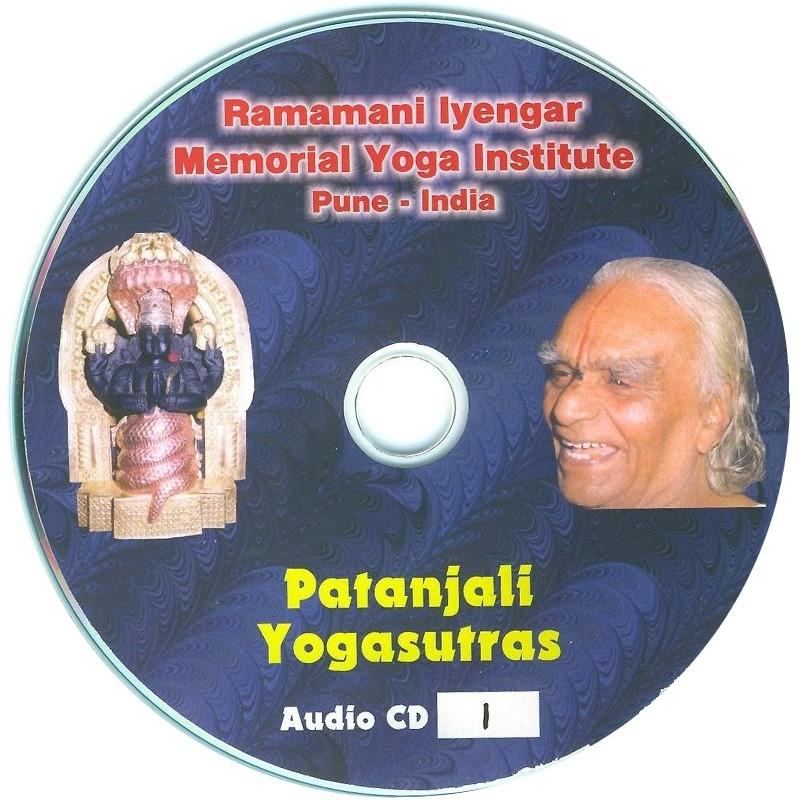 Yogasutras B.K.S. Iyengar