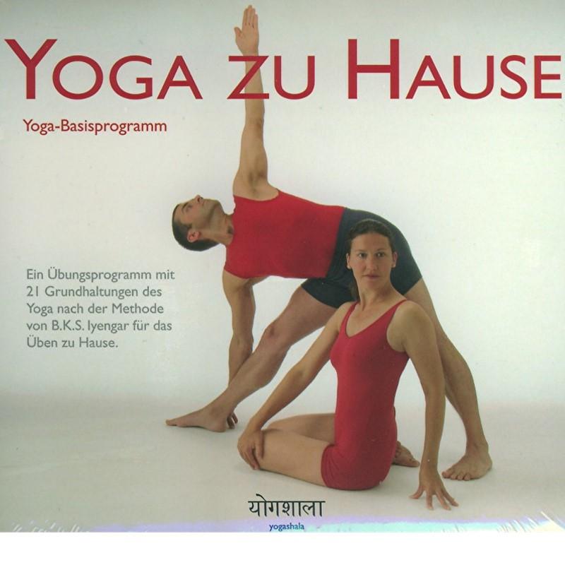 Yoga zu Hause von Birgit Reuther, Andreas Kunze - Yogakosmos