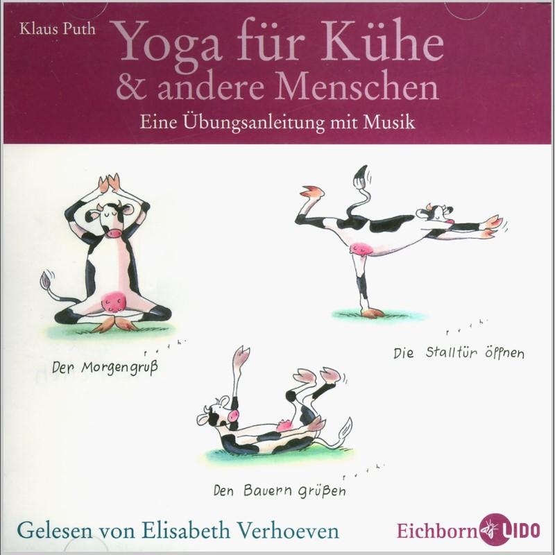 Yoga-Kühe
