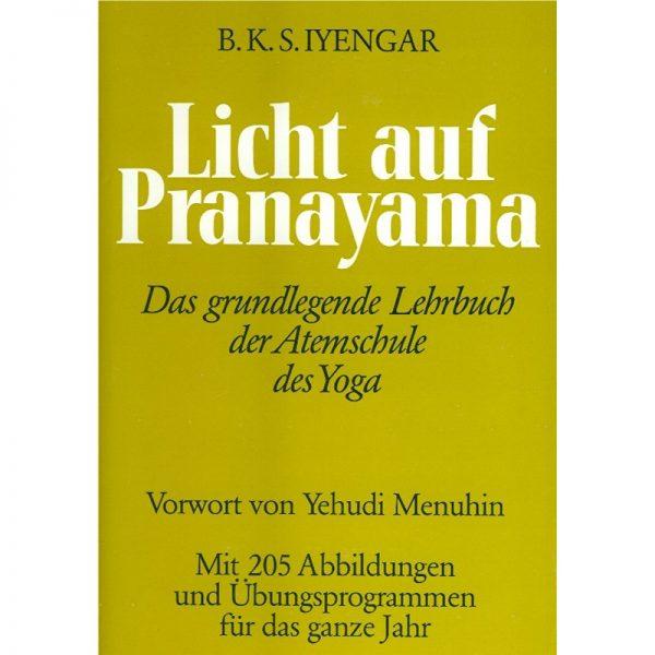 Licht auf Pranayama
