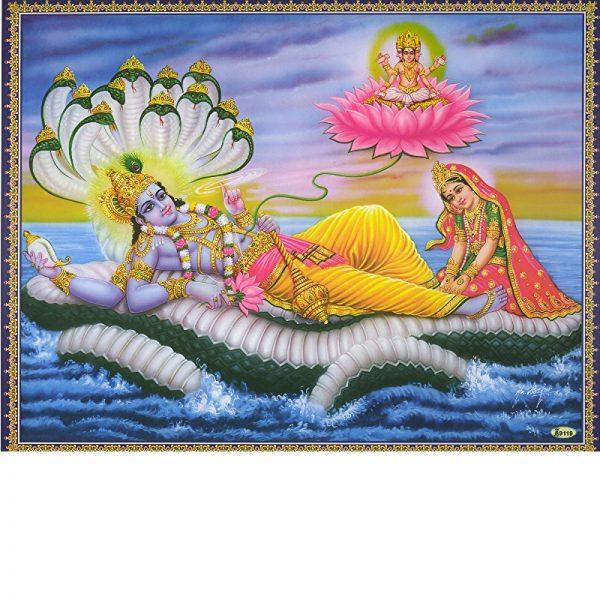 Poster Vishnu