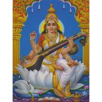 Poster Saraswati