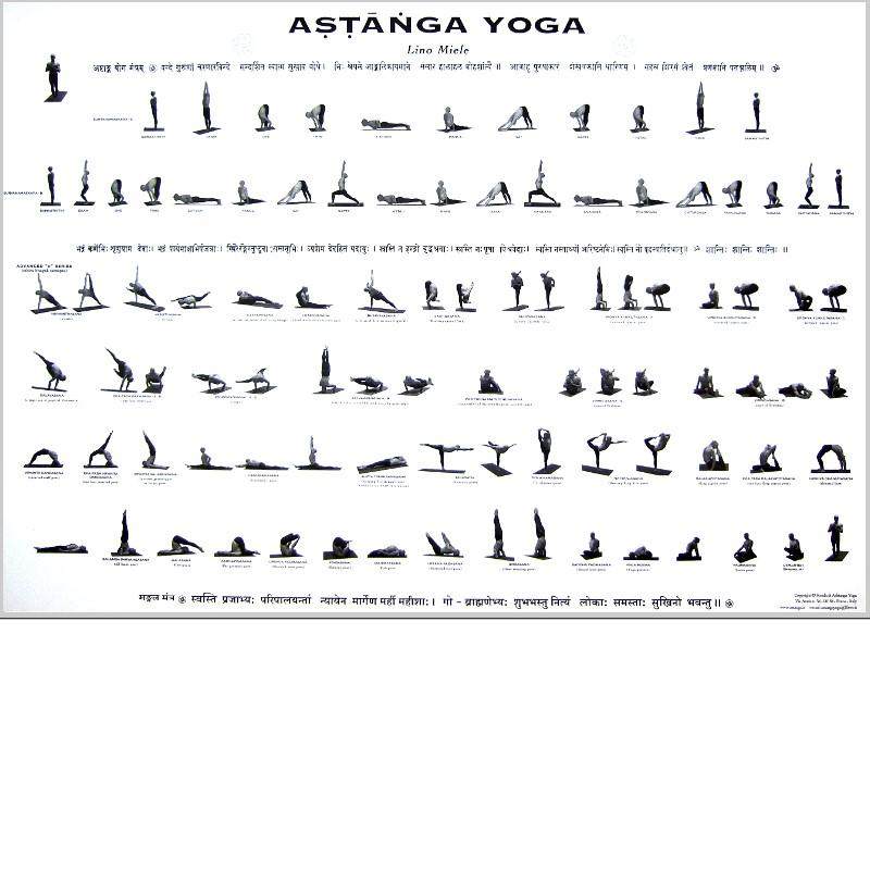 Astanga Vinyasa Yoga- Serie 3