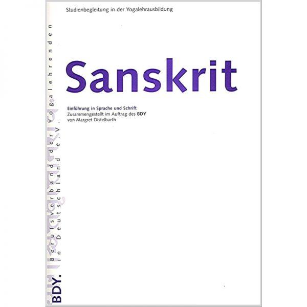 Sanskrit von Margret Distelbarth
