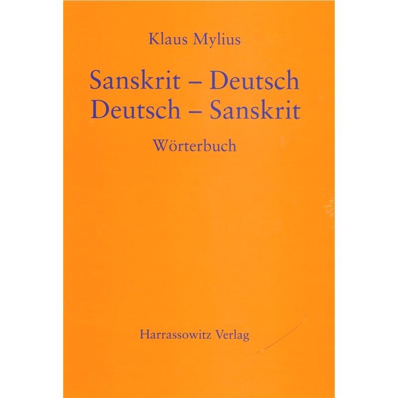 Sanskrit Wörterbuch Mylius