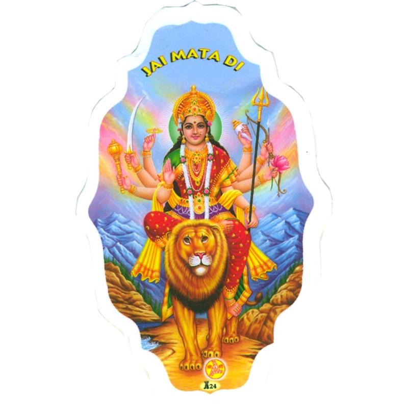 Aufkleber Durga