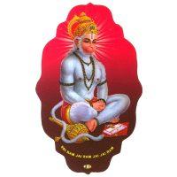 Aufkleber Hanuman