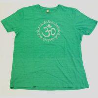 Yoga-T-Shirt Männer Aum