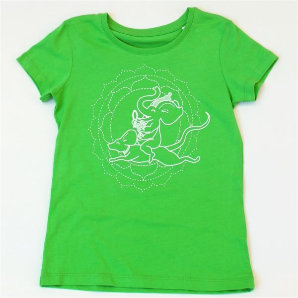 Kindershirt Ganesha