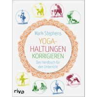 Yoga-Haltungen Stephens