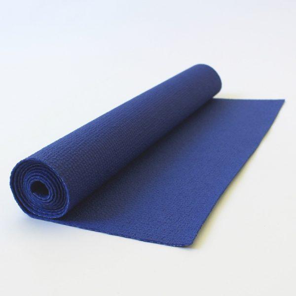Yogamatte_dunkelblau