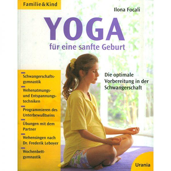 Yoga sanfte Geburt