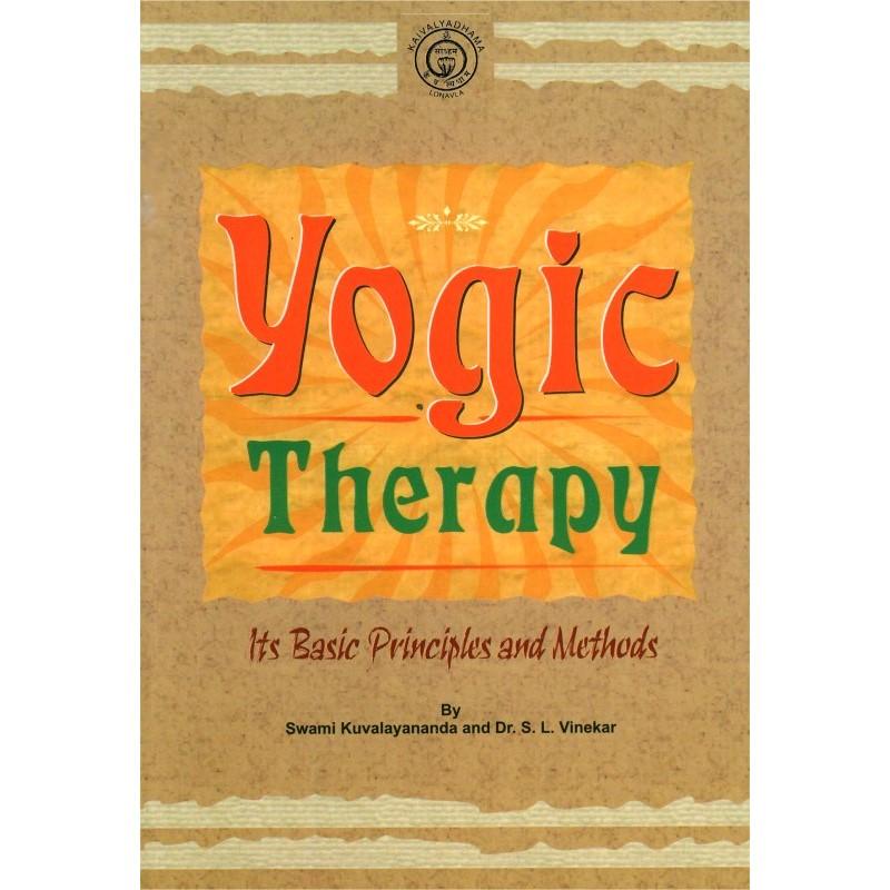 Yogic therapy von Kuvalayananda, Dr. Vinekar