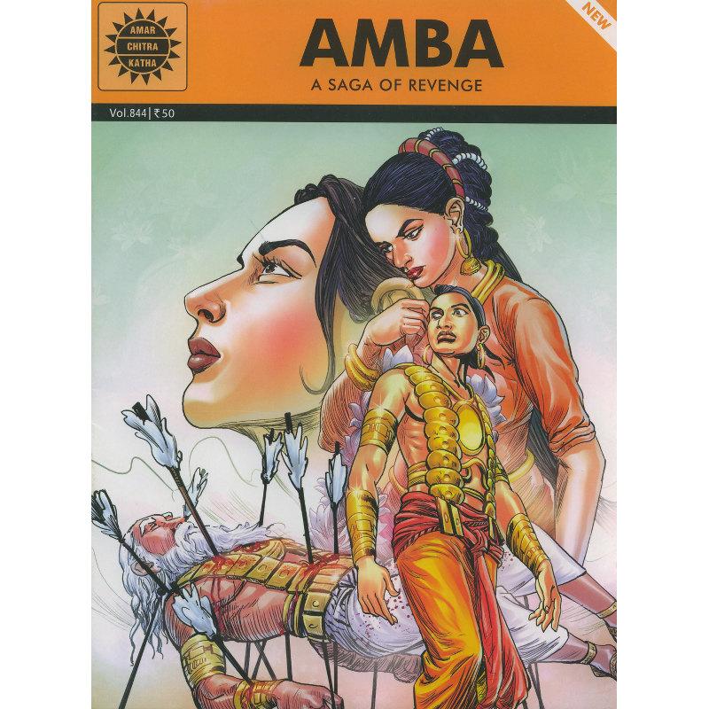 Amba - A saga of revenge