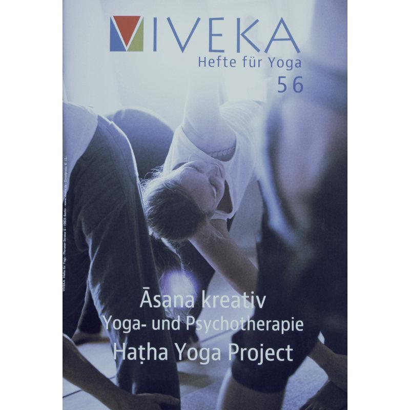 Viveka - Hefte für Yoga, Nr. 56