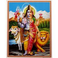 Poster Shiva und Parvati