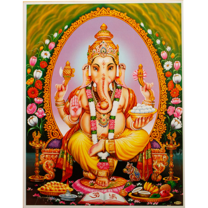 Poster Ganesha