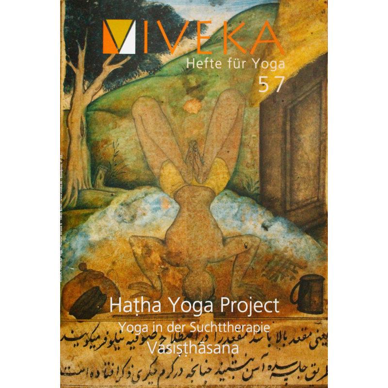 Viveka - Hefte für Yoga - Hatha Yoga Project
