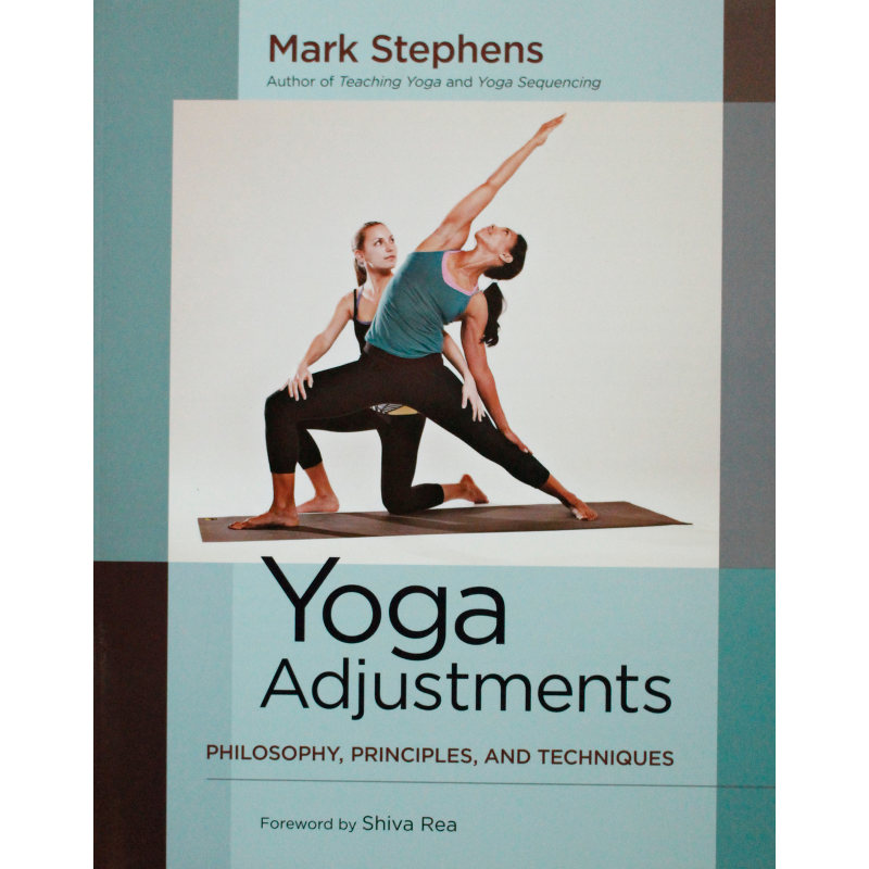 Yoga adjustments von Mark Stephens