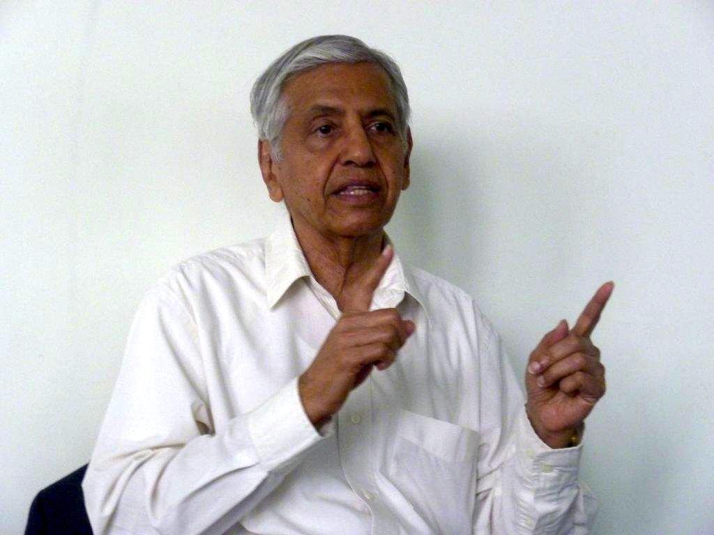 Yogalehrer Srivatsa Ramaswami