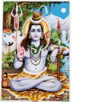 Poster Gott Shiva