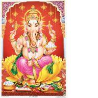 Poster Gott Ganesha
