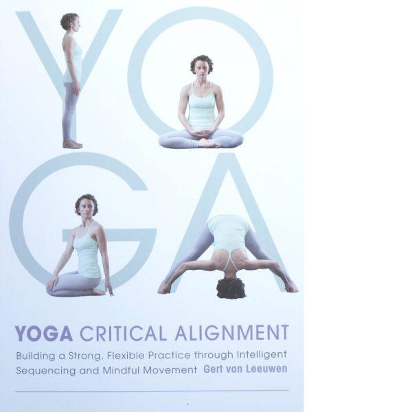 Yoga - Critical Alignment von Gert van Leeuwen